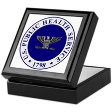 USPHS-CAPT-White-Cap.gif Keepsake Box