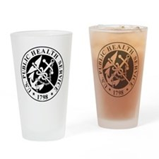 USPHS-Messenger-X.gif Drinking Glass