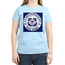 USCGAux-Pride-Button.gif T-Shirt