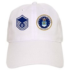 USAF-Retired-MSgt-Mug.gif Baseball Cap