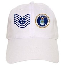 USAF-Retired-TSgt-Mug.gif Baseball Cap
