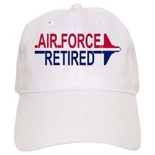 USAF-Retired-Mug-3.gif Baseball Cap