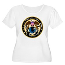 NOAA-Officer- T-Shirt