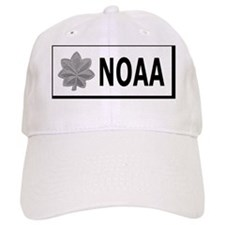 NOAA-CDR-Nametag-White.gif Baseball Cap