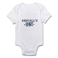 Kendall Infant Bodysuit