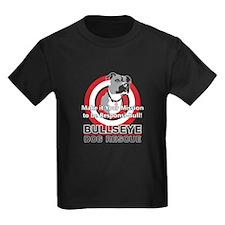 Mission Responsi-Bull Kids Dark T-Shirt