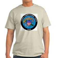 USPHS-Commissioned-Corps-Logo-Bonnie T-Shirt