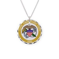 USPHS-Black-Shirt-6 Necklace