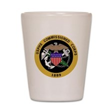 USPHS-Commissioned-Corps-Yellow.gif Shot Glass