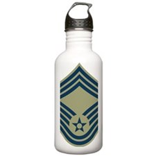 USAF-CMSgt-Olive.gif Water Bottle