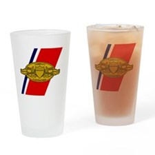 USCG-Company-Commander-Magnet.gif Drinking Glass