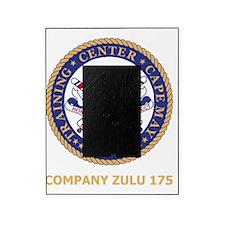 USCG-Recruit-Z175-Black-Shirt Picture Frame