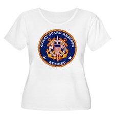 USCGR-Retired T-Shirt