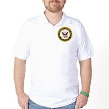 Navy-Veteran-Bonnie-5.gif T-Shirt