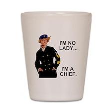 Navy-Humor-Im-A-Chief-G.gif Shot Glass