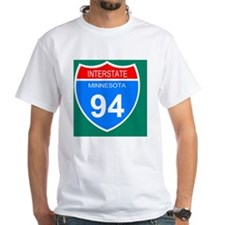 Sign-Minnesota-Interstate-94-Mous Shirt