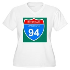 Sign-Minnesota-In T-Shirt