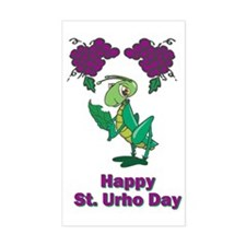 St-Urho-Black-Shirt-2 Decal
