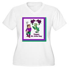 St-Urho-Button.gi T-Shirt
