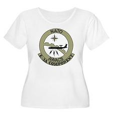 NATO-AWACS-E- T-Shirt