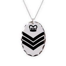 RAF-Flight-Sergeant-Messenger. Necklace