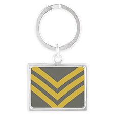 Royal-Marines-Sergeant-Mousepad Landscape Keychain