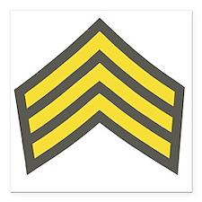 "Royal-Marines-Provost-Se Square Car Magnet 3"" x 3"""