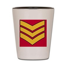 British-Army-Guards-Sergeant-Magnet-2.g Shot Glass