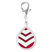 British-Army-Guards-Lance-S Silver Teardrop Charm