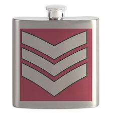 British-Army-Guards-Lance-Sergeant-Magnet.gi Flask