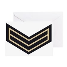 British-Army-Guards-Lance-Corporal-C Greeting Card