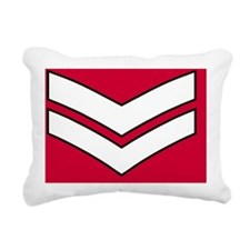 British-Army-Guards-Lanc Rectangular Canvas Pillow