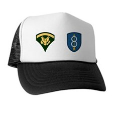 Army-8th-Infantry-Div-Spec5-Mug.gif Trucker Hat