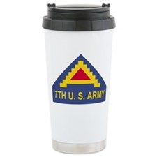 Army-7th-Army-Dark-X Ceramic Travel Mug