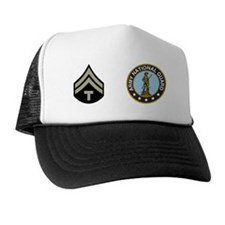 ARNG-Tech5-Mug.gif Trucker Hat