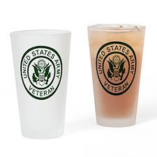 3-Army-Veteran-Army-Green.gif Drinking Glass