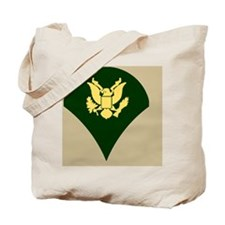 Army-Spec4-Tile-2.gif Tote Bag