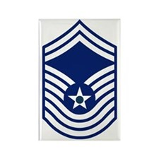 3-USAF-CMSGT-Old-Bonnie.gif Rectangle Magnet