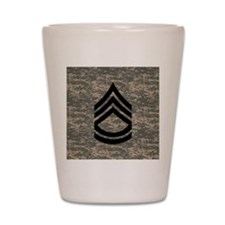 Army-SFC-ACU-Tile-PNG Shot Glass