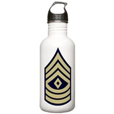 Army-1Sgt-WWII-Olive-F Water Bottle