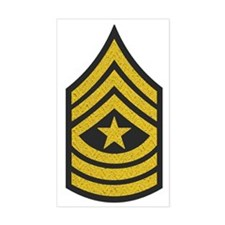 Army-SGM-Gold-Blue-Fancy Decal