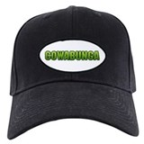 &quot;Cowabunga&quot; Baseball Cap