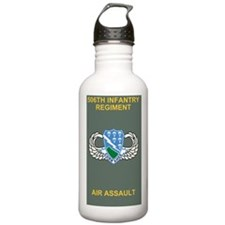 3-Army-506th-Infantry- Water Bottle
