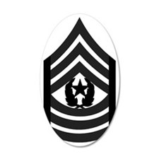 2-Army-CSM-Subdued-Pin Wall Decal