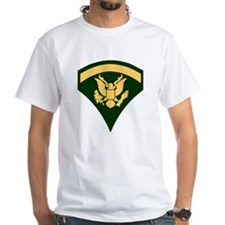 Army-SP5-Green-Four-Inches Shirt