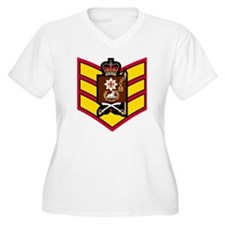 British-Army-Cold T-Shirt
