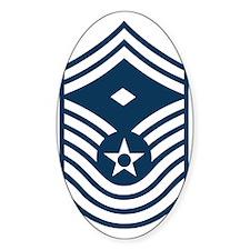 USAF-First-CMSgt-Old-Blue-PNG Decal