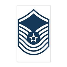 USAF-SMSgt-Old-Blue Wall Decal