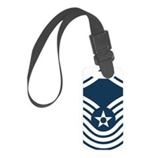 USAF-SMSgt-Old-Blue-4-Inches Luggage Tag