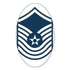 USAF-SMSgt-Old-Blue-PNG Decal